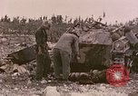Image of First Marine Division Peleliu Palau Islands, 1944, second 12 stock footage video 65675022904