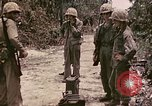Image of First Division Marines Peleliu Palau Islands, 1944, second 9 stock footage video 65675022907