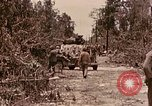 Image of First Division Marines Peleliu Palau Islands, 1944, second 11 stock footage video 65675022907