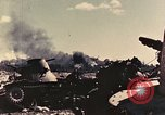 Image of 1st Tank Battalion Peleliu Palau Islands, 1944, second 6 stock footage video 65675022911