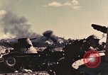 Image of 1st Tank Battalion Peleliu Palau Islands, 1944, second 12 stock footage video 65675022911