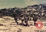 Image of 1st Tank Battalion Peleliu Palau Islands, 1944, second 6 stock footage video 65675022912