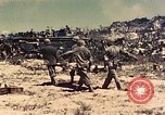 Image of 1st Tank Battalion Peleliu Palau Islands, 1944, second 7 stock footage video 65675022912
