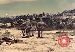 Image of 1st Tank Battalion Peleliu Palau Islands, 1944, second 10 stock footage video 65675022912