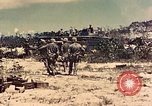 Image of 1st Tank Battalion Peleliu Palau Islands, 1944, second 11 stock footage video 65675022912