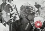 Image of 11th Marine Division Peleliu Palau Islands, 1944, second 9 stock footage video 65675022918