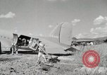 Image of C-47 Skytrain San Pablo Philippines, 1944, second 5 stock footage video 65675022922
