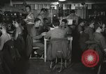 Image of Interior of Combat Information Center aboard USS Mount McKinley Peleliu Palau Islands, 1944, second 5 stock footage video 65675022936