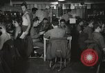 Image of Interior of Combat Information Center aboard USS Mount McKinley Peleliu Palau Islands, 1944, second 7 stock footage video 65675022936
