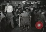 Image of Interior of Combat Information Center aboard USS Mount McKinley Peleliu Palau Islands, 1944, second 11 stock footage video 65675022936