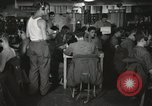 Image of Interior of Combat Information Center aboard USS Mount McKinley Peleliu Palau Islands, 1944, second 12 stock footage video 65675022936
