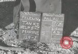 Image of 5th Marine Division Peleliu Palau Islands, 1944, second 2 stock footage video 65675022958