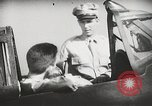 Image of Blindfold cockpit check in P-47 aircraft United States USA, 1943, second 2 stock footage video 65675022994