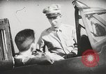 Image of Blindfold cockpit check in P-47 aircraft United States USA, 1943, second 8 stock footage video 65675022994
