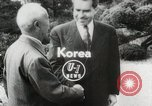 Image of Vice President Richard Nixon Seoul Korea, 1953, second 1 stock footage video 65675023021