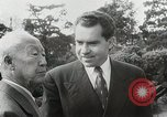 Image of Vice President Richard Nixon Seoul Korea, 1953, second 7 stock footage video 65675023021