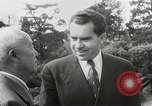Image of Vice President Richard Nixon Seoul Korea, 1953, second 8 stock footage video 65675023021