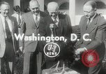Image of President Dwight D Eisenhower Washington DC USA, 1953, second 4 stock footage video 65675023022