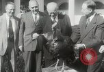 Image of President Dwight D Eisenhower Washington DC USA, 1953, second 5 stock footage video 65675023022
