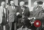 Image of President Dwight D Eisenhower Washington DC USA, 1953, second 6 stock footage video 65675023022