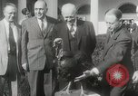 Image of President Dwight D Eisenhower Washington DC USA, 1953, second 7 stock footage video 65675023022