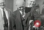 Image of President Dwight D Eisenhower Washington DC USA, 1953, second 12 stock footage video 65675023022