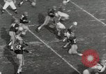 Image of College football game College Park Maryland USA, 1953, second 12 stock footage video 65675023024