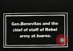 Image of General Benavides Juarez Mexico, 1913, second 1 stock footage video 65675023027