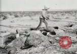 Image of Burying deceased Federals Ojinaga Mexico, 1913, second 10 stock footage video 65675023034