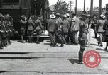 Image of General Alvaro Obregon El Paso Texas USA, 1917, second 2 stock footage video 65675023060