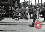 Image of General Alvaro Obregon El Paso Texas USA, 1917, second 4 stock footage video 65675023060