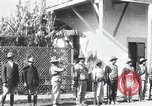 Image of Mexican soldiers during Mexican Revolution Huejutla Mexico, 1916, second 2 stock footage video 65675023066