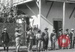 Image of Mexican soldiers during Mexican Revolution Huejutla Mexico, 1916, second 4 stock footage video 65675023066