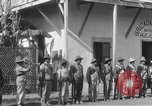 Image of Mexican soldiers during Mexican Revolution Huejutla Mexico, 1916, second 5 stock footage video 65675023066