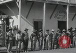 Image of Mexican soldiers during Mexican Revolution Huejutla Mexico, 1916, second 7 stock footage video 65675023066