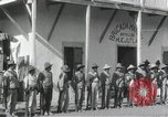 Image of Mexican soldiers during Mexican Revolution Huejutla Mexico, 1916, second 8 stock footage video 65675023066
