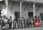 Image of Mexican soldiers during Mexican Revolution Huejutla Mexico, 1916, second 9 stock footage video 65675023066