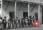 Image of Mexican soldiers during Mexican Revolution Huejutla Mexico, 1916, second 11 stock footage video 65675023066
