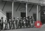 Image of Mexican soldiers during Mexican Revolution Huejutla Mexico, 1916, second 12 stock footage video 65675023066