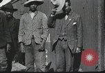 Image of Pancho Villa with his troops Mexico, 1916, second 4 stock footage video 65675023068