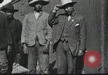 Image of Pancho Villa with his troops Mexico, 1916, second 5 stock footage video 65675023068