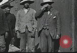 Image of Pancho Villa with his troops Mexico, 1916, second 6 stock footage video 65675023068