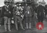 Image of Pancho Villa with his troops Mexico, 1916, second 9 stock footage video 65675023068