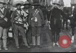 Image of Pancho Villa with his troops Mexico, 1916, second 11 stock footage video 65675023068
