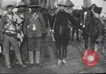Image of Pancho Villa with his troops Mexico, 1916, second 12 stock footage video 65675023068