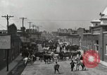 Image of Mule market Memphis Tennessee USA, 1917, second 5 stock footage video 65675023080