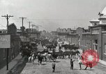 Image of Mule market Memphis Tennessee USA, 1917, second 6 stock footage video 65675023080