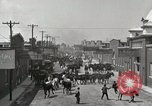 Image of Mule market Memphis Tennessee USA, 1917, second 7 stock footage video 65675023080