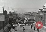 Image of Mule market Memphis Tennessee USA, 1917, second 8 stock footage video 65675023080