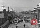 Image of Mule market Memphis Tennessee USA, 1917, second 10 stock footage video 65675023080